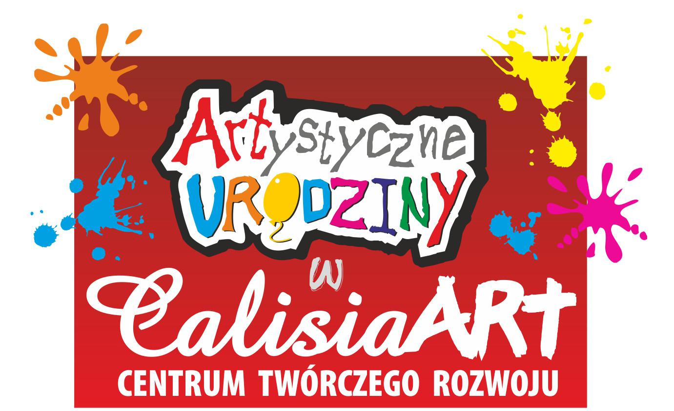 logo artystyczne urodziny 1